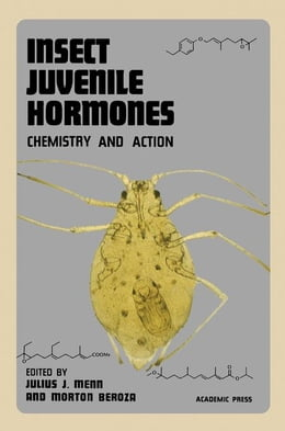Book Insect Juvenile Hormones: Chemistry And Action by Menn, Julius