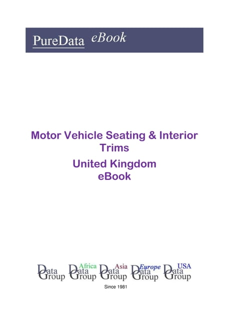 Motor Vehicle Seating & Interior Trims in the United Kingdom