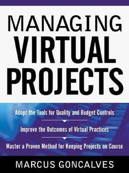 Book Managing Virtual Projects by Goncalves, Marcus