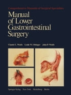 Manual of Lower Gastrointestinal Surgery
