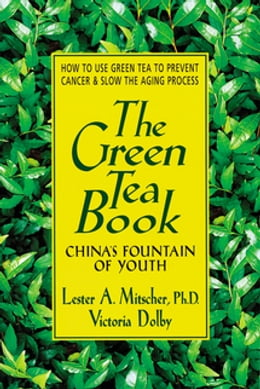 Book The Green Tea Book by Lester A. Mitscher