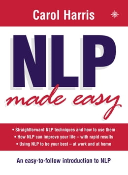 Book NLP Made Easy by Carol Harris
