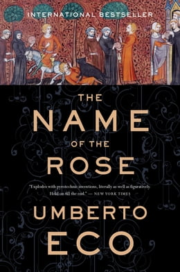 Book The Name of the Rose by Umberto Eco