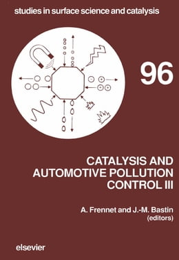 Book Catalysis and Automotive Pollution Control III by Frennet, A.