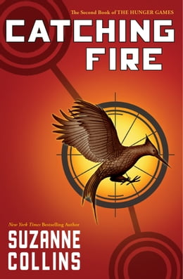 Book Catching Fire (The Second Book of the Hunger Games) by Suzanne Collins