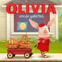 OLIVIA vende galletas (OLIVIA Sells Cookies)