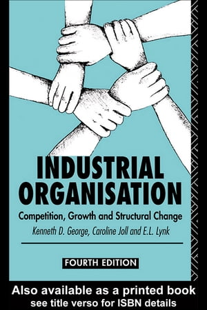 Industrial Organization Competition,  Growth and Structural Change