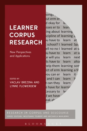 Learner Corpus Research: New Perspectives and Applications