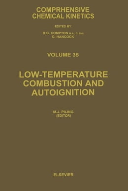 Book Low-temperature Combustion and Autoignition by Pilling, M. J.