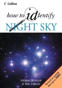 Book The Night Sky (How to Identify) by Storm Dunlop