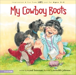 Book My Cowboy Boots by Crystal Bowman