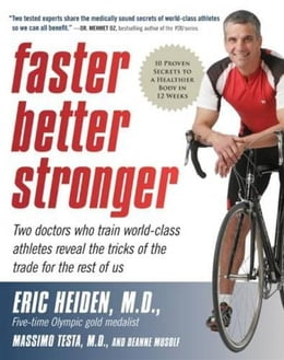 Book Faster, Better, Stronger: A Customized, Scientific Approach No Mat by DeAnne Musolf