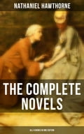 9788027231089 - Nathaniel Hawthorne: The Complete Novels of Nathaniel Hawthorne - All 8 Books in One Edition - Kniha