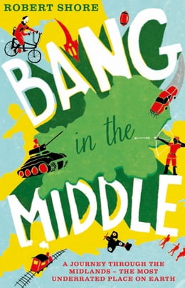 Book Bang in the Middle by Robert Shore
