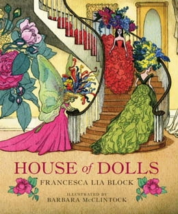 Book House of Dolls by Francesca Lia Block