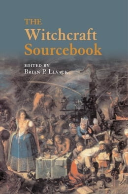 Book The Witchcraft Sourcebook by LEVACK, BRIAN