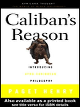 Book Caliban's Reason by Henry, Paget