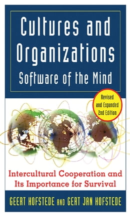 Book Cultures and Organizations: Software for the Mind: Software for the Mind by Geert Hofstede