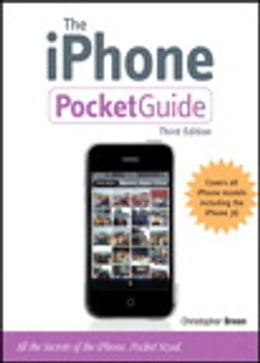 Book The iPhone Pocket Guide by Christopher Breen