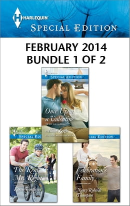 Book Harlequin Special Edition February 2014 - Bundle 1 of 2: Once Upon a Valentine\The Real Mr. Right… by Allison Leigh