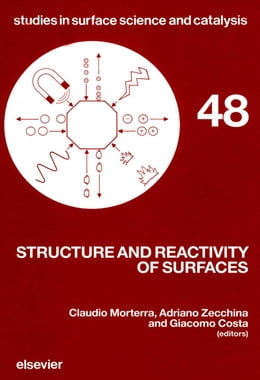 Book Structure and Reactivity of Surfaces by Morterra, C.