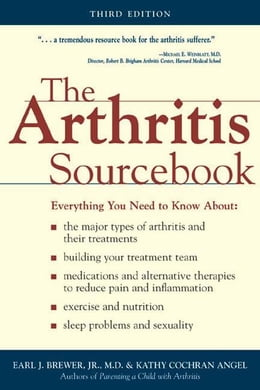 Book The Arthritis Sourcebook by Brewer, Earl
