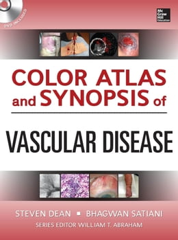 Book Color Atlas and Synopsis of Vascular Medicine (SET 2) by Steven Dean
