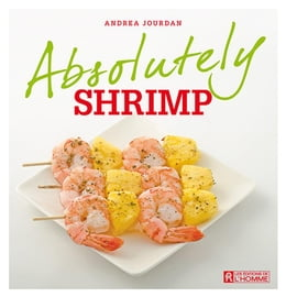 Book Absolutely shrimp by Andrea Jourdan