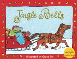 Book Let's All Sing: Merry Christmas - Jingle Bells by Grace Lin