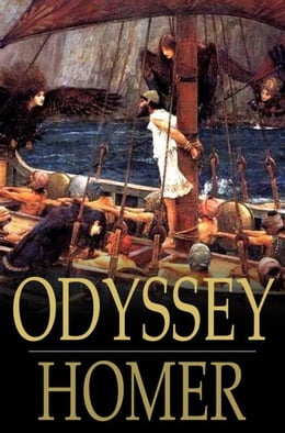Book Odyssey by Homer,Alexander Pope