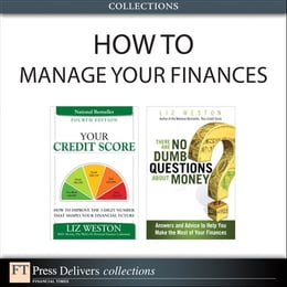 Book How to Manage Your Finances (Collection) by Liz Weston