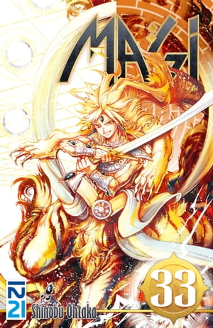 Magi - The Labyrinth of Magic - tome 33