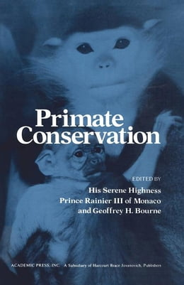 Book Primate Conservation by Rainer III, Prince