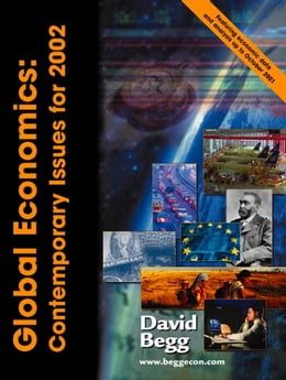 Book Global Economics: Contemporay Issues for 2002 by Begg, David