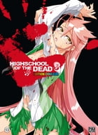 Highschool of the Dead Couleur T03 by Shouji Sato
