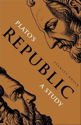 Book Plato's Republic: A Study by Stanley Rosen