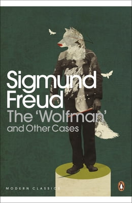 Book The 'Wolfman' and Other Cases by Sigmund Freud