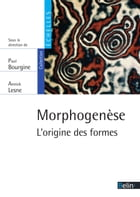 Morphogenèse. L'origine des formes by Paul Bourgine