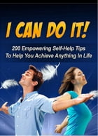 I can do it! by Anonymous