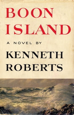Book Boon Island by Kenneth Roberts