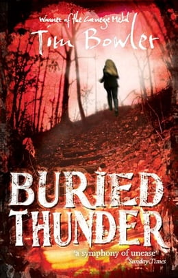 Book Buried Thunder by Tim Bowler