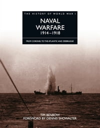 History of World War I: Naval Warfare 1918–1918: From Coronel to the Atlantic and Zeebrugge