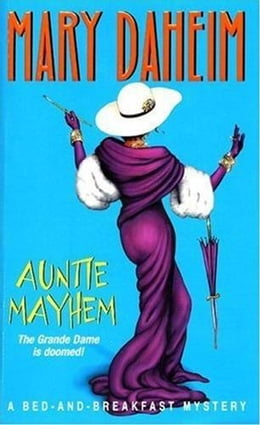Book Auntie Mayhem by Mary Daheim