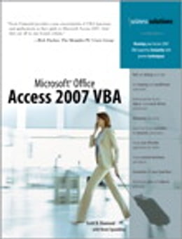 Book Microsoft Office Access 2007 VBA by Scott B. Diamond