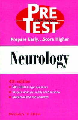 Book Neurology: PreTest Self-Assessment and Review by Elkind, Mitchell