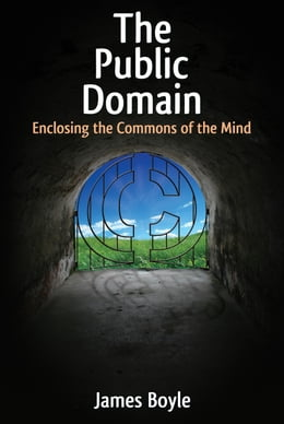 Book The Public Domain: Enclosing the Commons of the Mind by Boyle, James