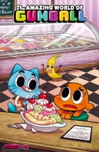 The Amazing World of Gumball #5 by Frank Gibson