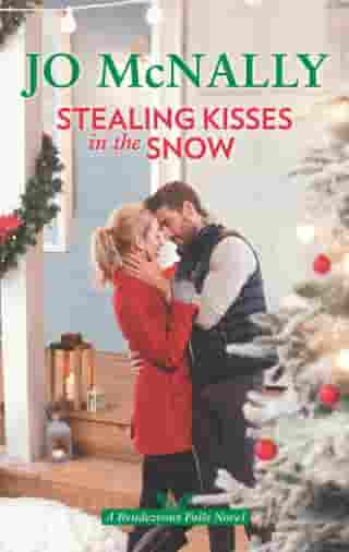 Stealing Kisses in the Snow