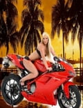 Naked Beautiful Girls Riding Motorcycles Bad & Red Hot Fast 8ce1fdd4-0c3e-4ac2-9a92-c91fd20a6545