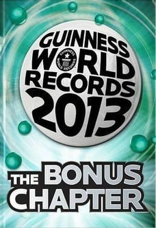Guinness World Records 2013 Chapter: Free Bonus Chapter